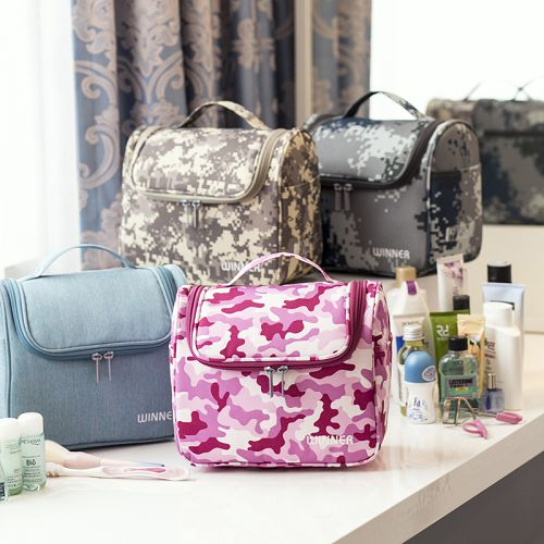【超取399免運】新升級款ins簡約大容量化妝包 便攜式旅行收納袋 洗漱包