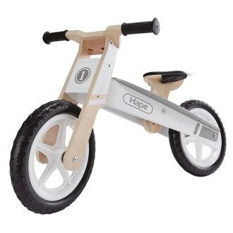 【淘氣寶寶】【2016新品上市】德國 愛傑卡 Hape 木製滑步車