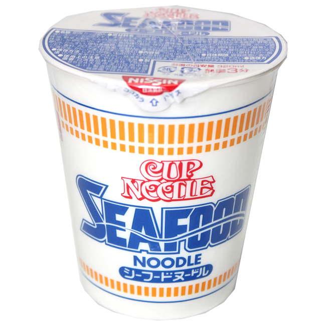 日清杯麵-海鮮風味75g杯