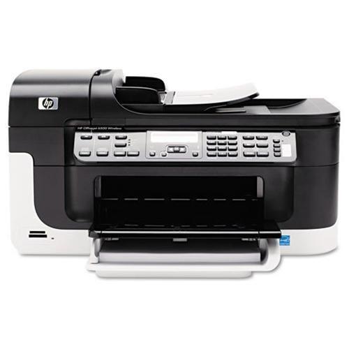 HP Officejet 6500 Wireless All-in-One Color Inkjet Printer