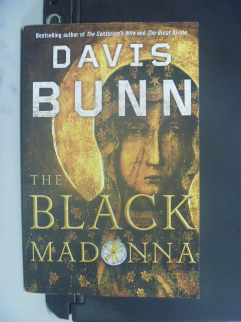 【書寶二手書T4/原文小說_OLX】The Black Madonna_Davis Bunn