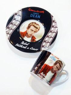 《富樂雅居》德國KonitzEspresso濃縮咖啡杯-經典懷舊電影養子不教誰之過(RebelWithoutaCause)