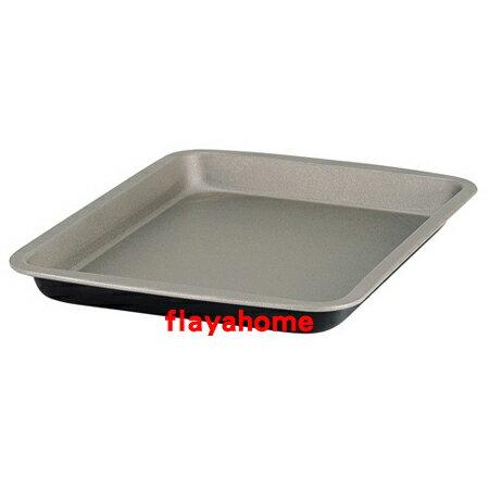 《富樂雅居》日本製 貝印KAI 不沾 烤盤 ( 30cm*22cm )