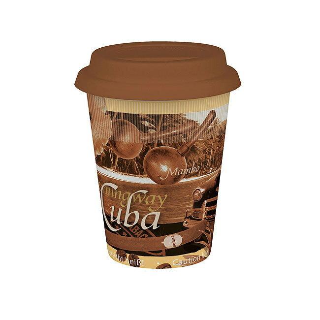 《富樂雅居》To-Go 外帶杯系列~德國Konitz馬克杯 - 咖啡古巴?(380ml)