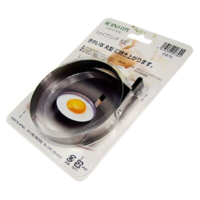 《富樂雅居》日本製 圓形 煎蛋圈