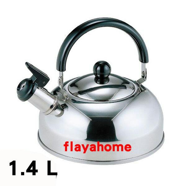 《富樂雅居》日本製 貝印 KAI 不鏽鋼 笛音壺 ( 1.4L / 18-8 )
