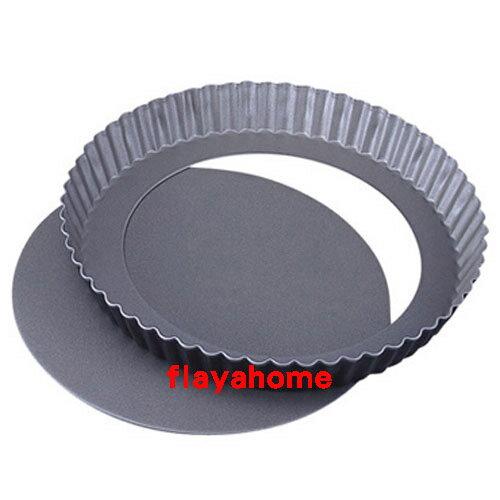 《富樂雅居》日本製 貝印KAI 底盤可脫式 圓形 派模 派盤 ( 12cm )