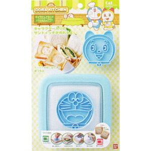 《富樂雅居》日本製 KAI 貝印 吐司模 麵包模 (哆啦A夢)
