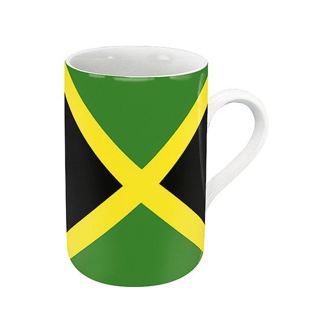 《富樂雅居》德國Konitz馬克杯-世界國旗 牙買加國旗杯
