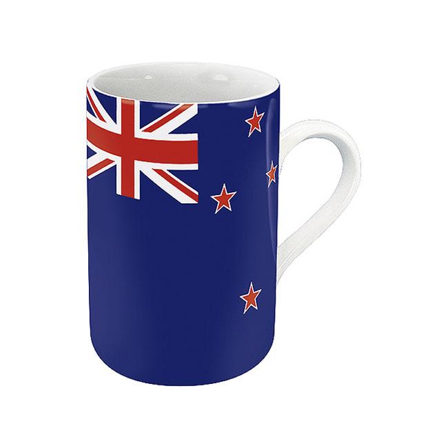 《富樂雅居》德國Konitz馬克杯-世界國旗 紐西蘭國旗杯