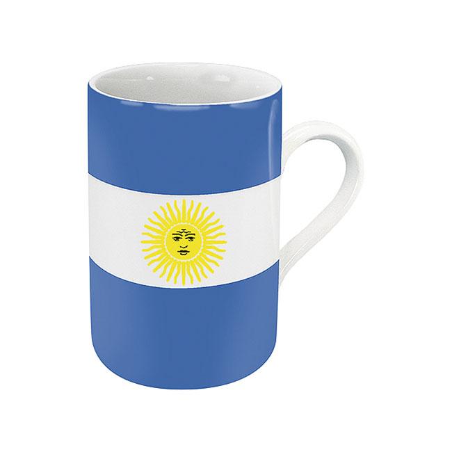 《富樂雅居》德國Konitz馬克杯-世界國旗 阿根廷國旗杯
