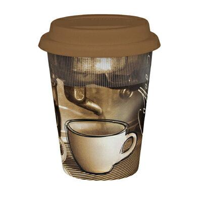 《富樂雅居》To-Go 外帶杯系列~德國Konitz馬克杯 - 咖啡故事 (380ml)