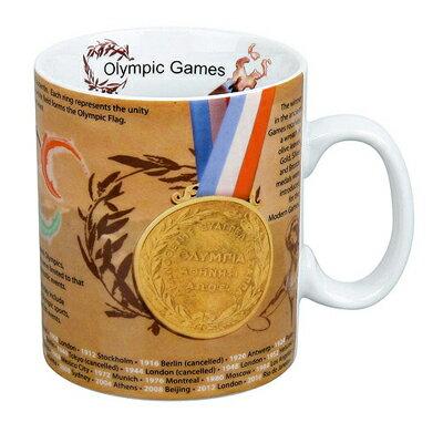 ~富樂雅居~知識系列~德國Konitz 奧運金牌 Olympic Games 特大馬克杯