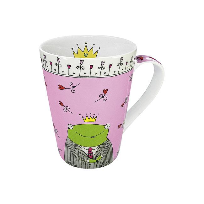 《富樂雅居》德國Konitz馬克杯-青蛙王子