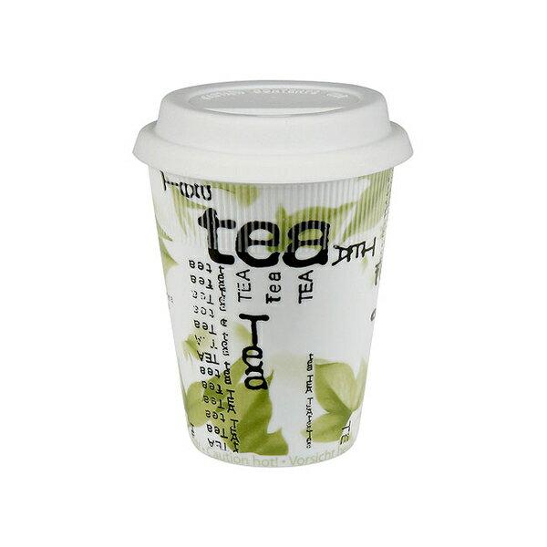 《富樂雅居》To-Go 外帶杯系列~ 德國Konitz馬克杯 - Tea 茶之學園 (380ml)
