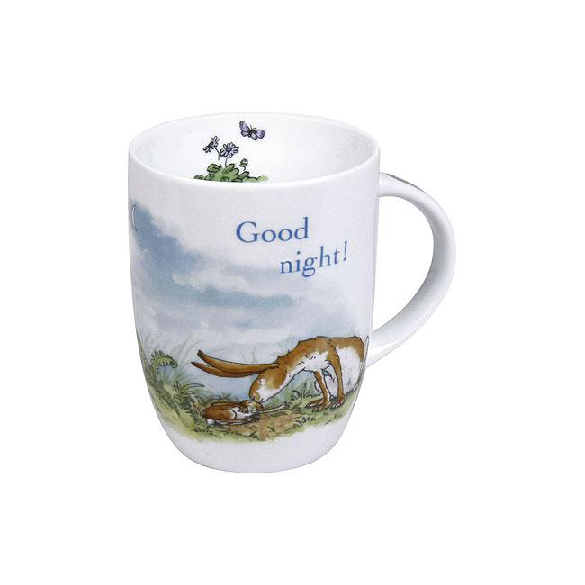 《富樂雅居》德國Konitz馬克杯-晚安 Good Night~深愛童話兔系列