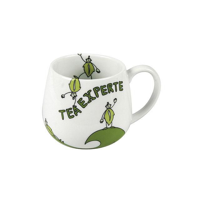 《富樂雅居》我是專家系列~德國Konitz馬克杯-茶之專家大滿杯