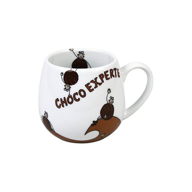 《富樂雅居》我是專家系列~德國Konitz馬克杯-巧克力專家大滿杯