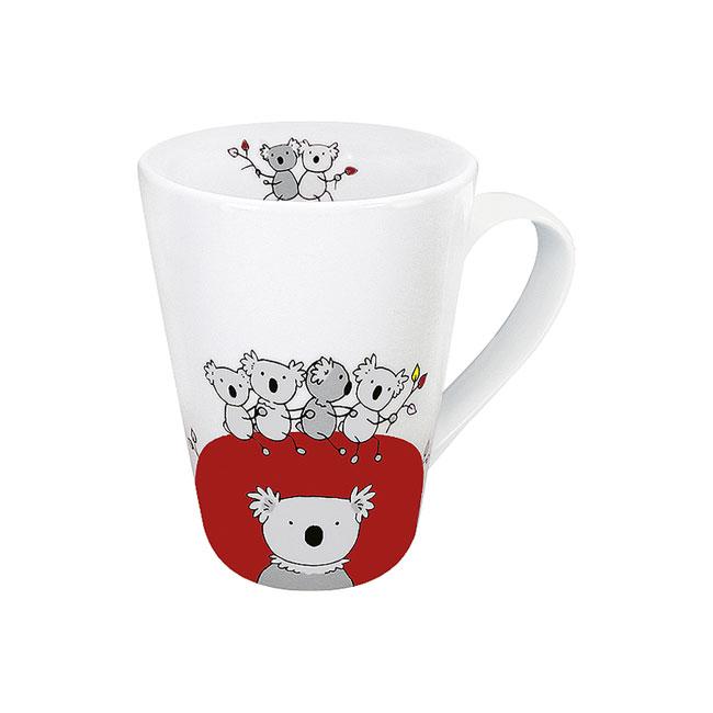 《富樂雅居》可愛動物系列~德國Konitz馬克杯-無尾熊