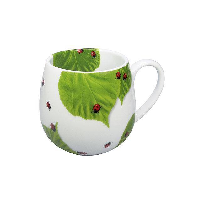 《富樂雅居》可愛動物系列~德國Konitz馬克杯-小瓢蟲大滿杯