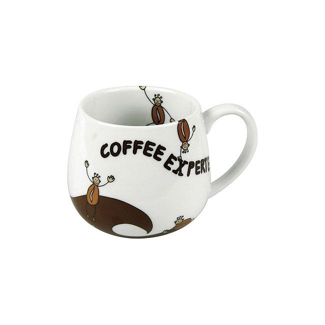 《富樂雅居》我是專家系列~德國Konitz馬克杯-咖啡專家大滿杯