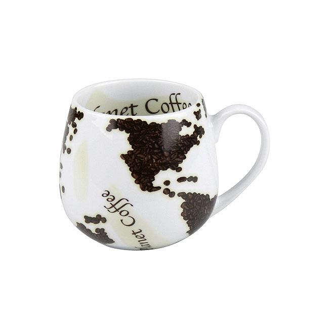 《富樂雅居》地球系列~德國Konitz馬克杯-咖啡行星大滿杯