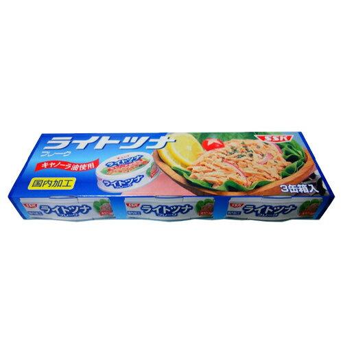 [哈日小丸子]SSK鮪魚罐(3罐入/210g)