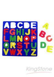 baby磁性學習板:ABC