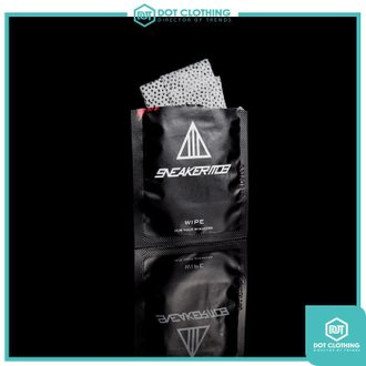 DOT聚點 Sneaker Mob Wipe 洗鞋 濕紙巾 攜帶式 方便 一組 6入 清潔 保養 盒裝 洗鞋神器