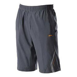 【H.Y SPORT】《Slazenger》573018抗紫外線透氣式伸縮網球短褲/運動短褲/排汗(深灰)