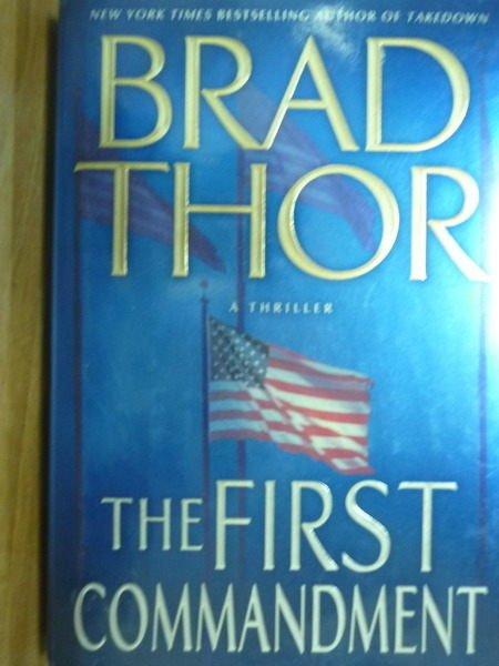 ~書寶 書T7/原文書_QDC~The First Commandment_Brad Th