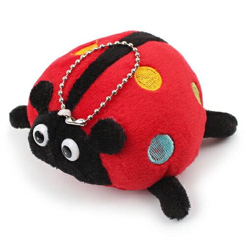 【小樂寵】可愛小瓢蟲發聲玩具