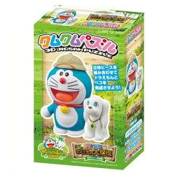 ENSKY 立體拼圖 KM-44 哆啦A夢 劇場版 大雄的大魔境 【鯊玩具Toy Shark】