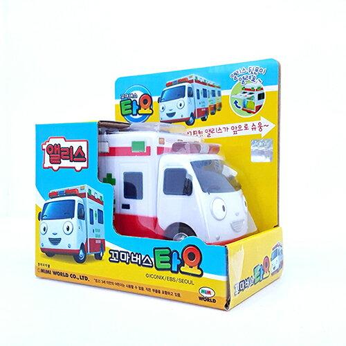 《 TAYO 小巴士 》愛莉救護車 - 限時優惠好康折扣