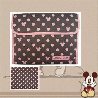 大田倉 日本進口正版迪士尼 Disney 米奇 Mickey 母子手帳套 媽媽手冊包 收納包 180315
