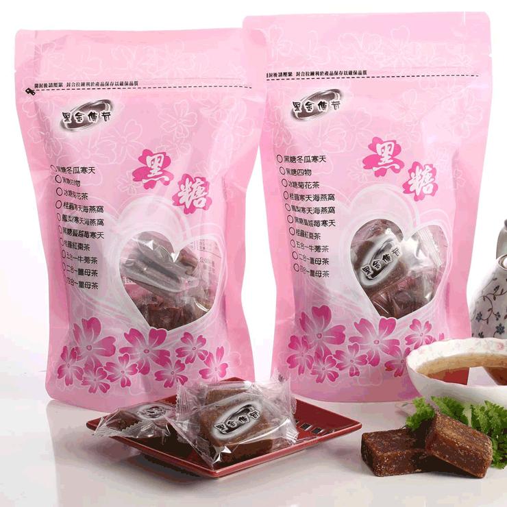 【黑金傳奇】純黑糖茶(大顆,455g) 0