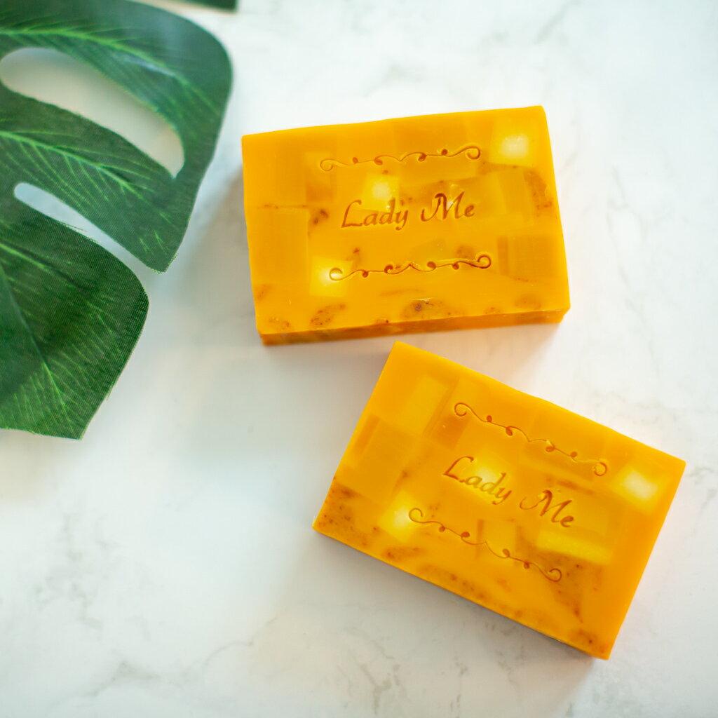 Lady Me 暖暖陽光修護手工皂