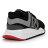 Shoestw【PH247FB】NEW BALANCE NB247 中童鞋 運動鞋 鬆緊帶 免綁帶 襪套 Wide 網布 黑灰紅 3