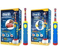 德國百靈Oral-B 充電式兒童電動牙刷D10  海底總動員