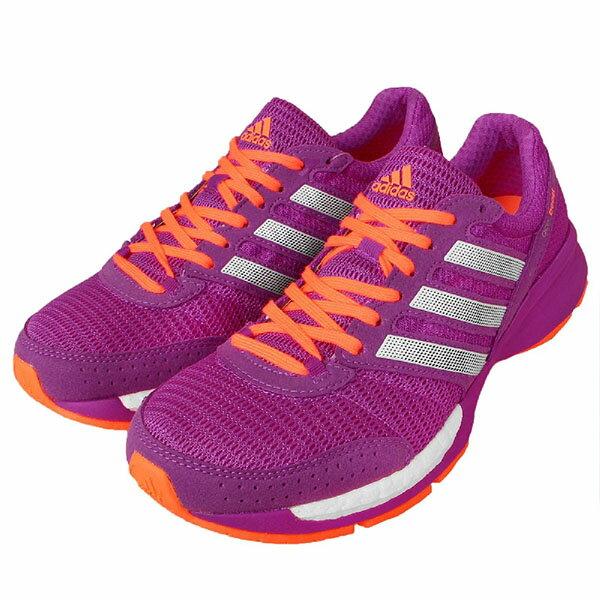 【ADIDAS】ADIZERO ACE 7 W 運動鞋 慢跑鞋 BOOST 女鞋 (女)B39812