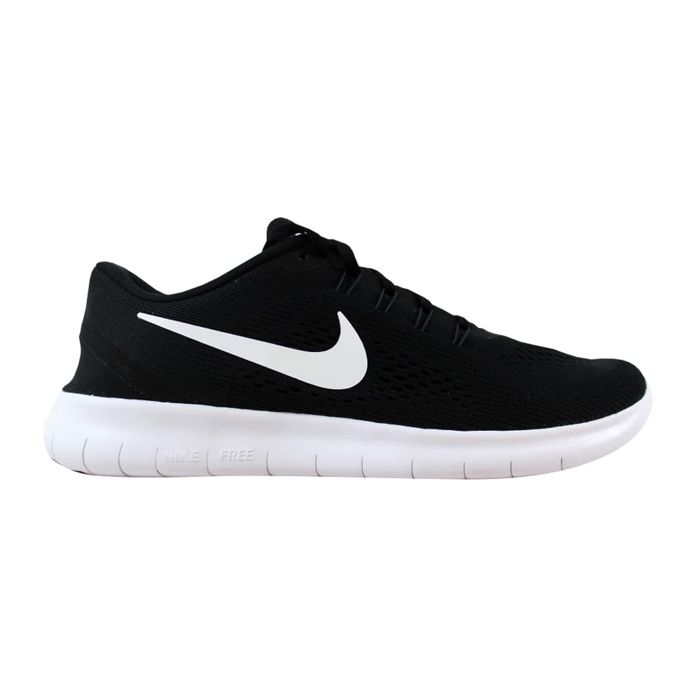 da39fd55436 Kixrx  Nike Free RN Black White-Anthracite 831508-001 Men s Size 6.5 ...