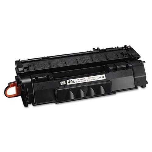 HP 49A Original Toner Cartridge - Single Pack - Laser - 2500 Pages - Black - 1 Each 3