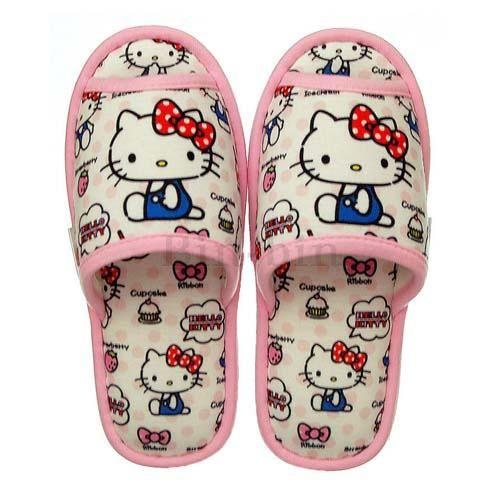 Hello Kitty 室內拖鞋  750~980