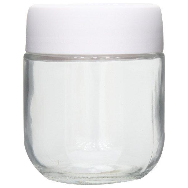 玻璃儲物罐350ml白98831003NITORI宜得利家居