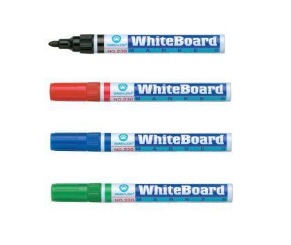 ~雄獅 SIMBALION 白板筆~NO.230 白板筆 ^(12支  盒^)