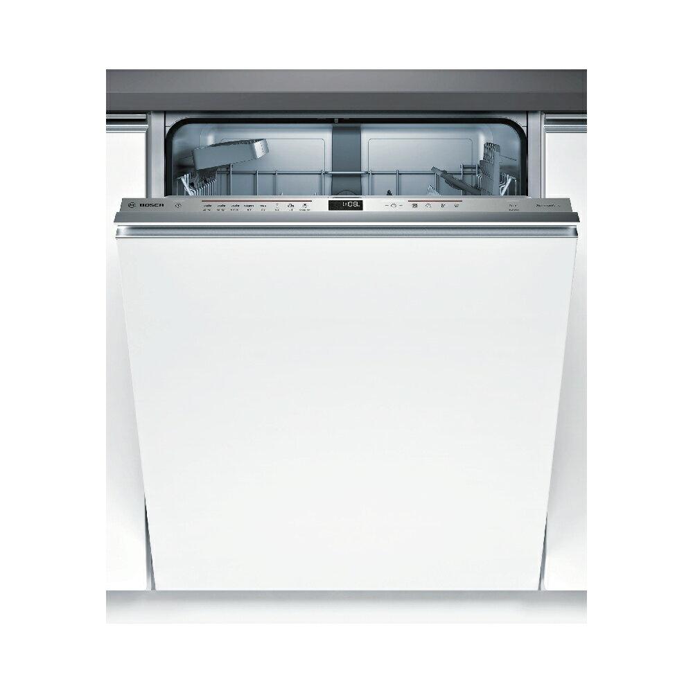 ★贈基本安裝【BOSCH博世】60cm 13人份110V全嵌式洗碗機(SMV68IX00X) 1