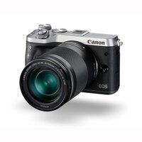 Canon佳能到Canon EOS M6 KIT 旅遊鏡組 (18-150) 彩虹公司貨 可分期含稅免運