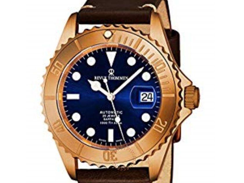 REVUE THOMMEN 梭曼 Diver XL Automatic Men's Watch REF. 17571.2595 1