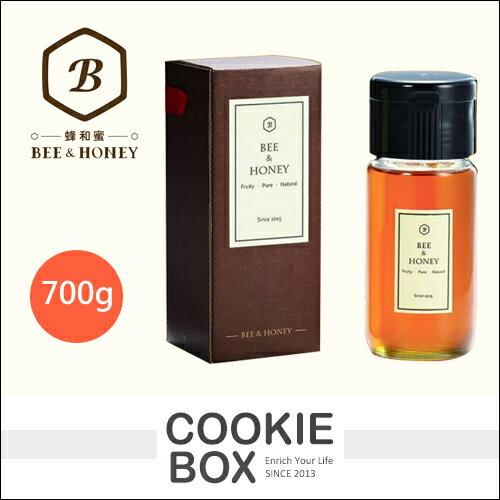 蜂和蜜甘醇荔枝蜜700g蜂蜜天然純蜜*餅乾盒子*