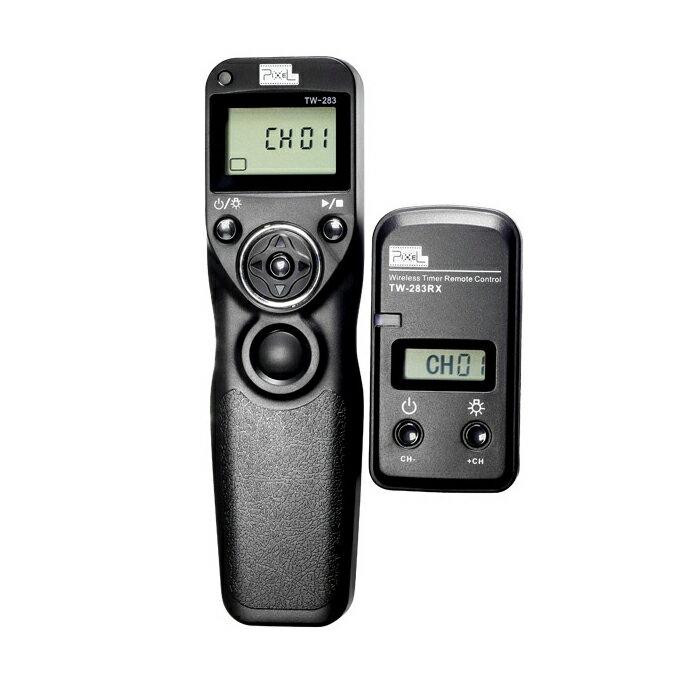 ~相機 ~ PIXEL TW~283  E3 無線定時遙控器 TW283 E3 TW282